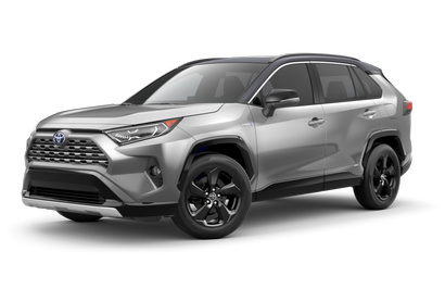 2020 Toyota Rav4 Hybrid Prices Reviews And Pictures Edmunds