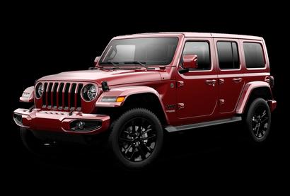 2021 Jeep<sub>&reg;</sub> Wrangler