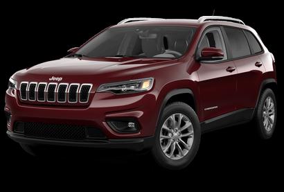 2021 Jeep<sub>&reg;</sub> Cherokee