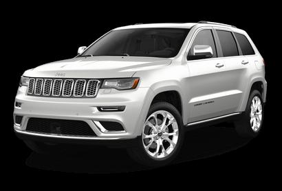 2021 Jeep<sub>&reg;</sub> Grand Cherokee