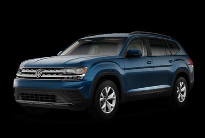 2020 Volkswagen Atlas S