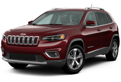 2020 Jeep<sub>&reg;</sub> Cherokee