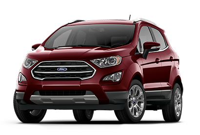 2021 Ford Ford EcoSport