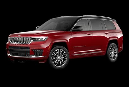 2021 Jeep<sub>&reg;</sub> Grand Cherokee L