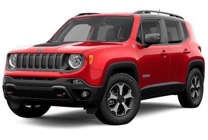 2020 Jeep<sub>&reg;</sub> Renegade