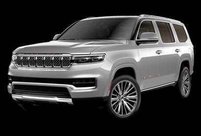 2022 Jeep<sub>&reg;</sub> Grand Wagoneer