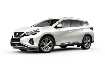 As shown 2020 Murano Platinum AWD