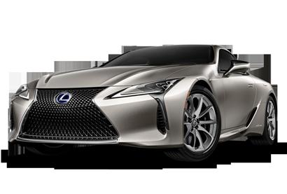2021 Lexus LC 500h