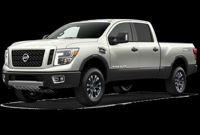 2020 Nissan TITAN XD®