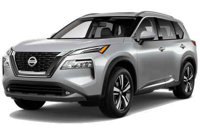 All-New 2021 Nissan Rogue®