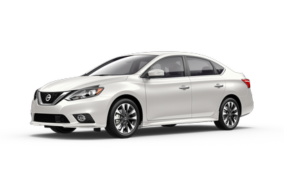 As shown 2019 Sentra SR with Mats