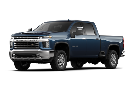 2020 Chevy Silverado 2500 HD