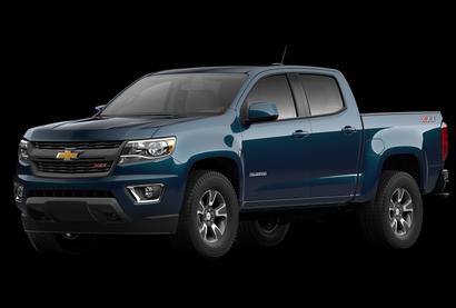 2020 Chevrolet Colorado Crew Cab Prices, Reviews, and ...
