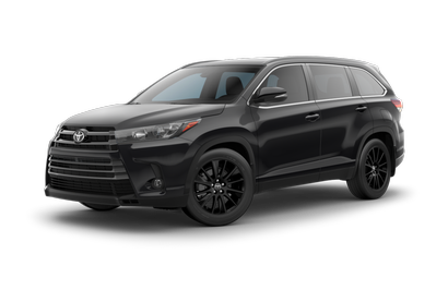 2020 Toyota Highlander Prices Reviews And Pictures Edmunds