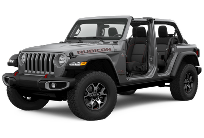 The 2019 Jeep<sub>&reg;</sub> Wrangler