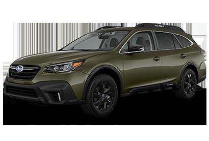 2021 Subaru Outback®