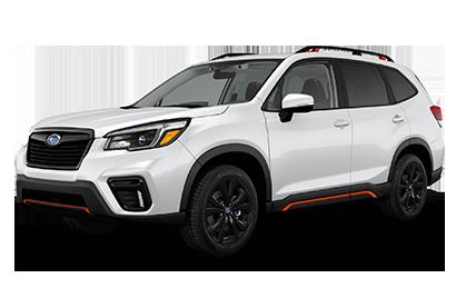 2021 Subaru Forester®
